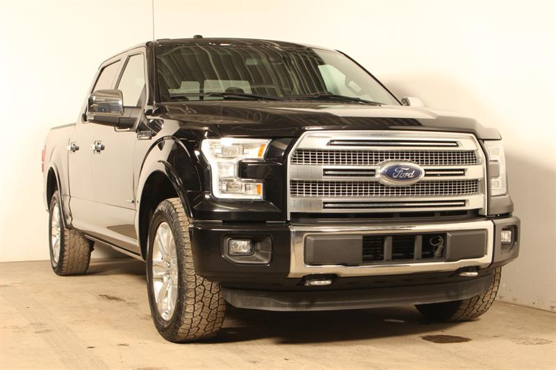 Ford F-150 2016 SuperCrew ** PLATINIUM **  #81619a