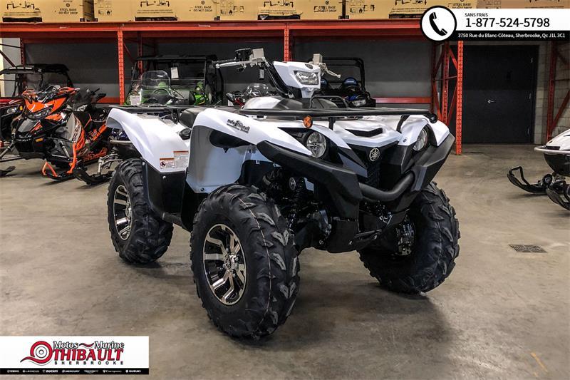 Yamaha Grizzly 700 SE 2019