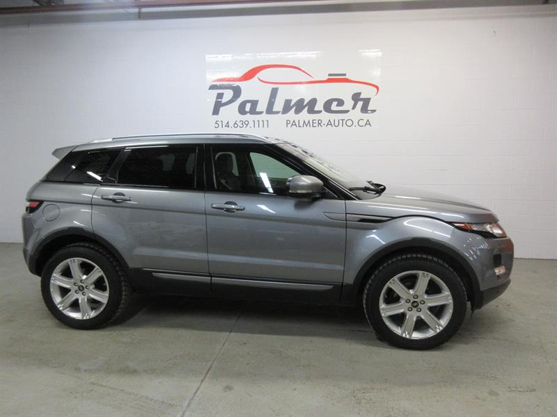 Land Rover Range Rover Evoque 2013 5dr HB Pure Plus #18452