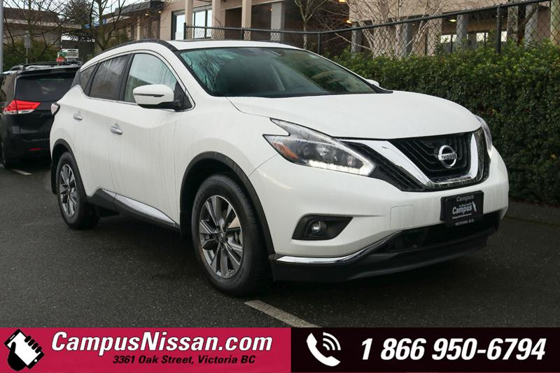 2018 Nissan Murano SV AWD w/ Moonroof Package #8-Q516