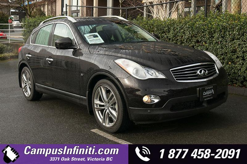 2015 Infiniti Qx50 | Premium | Tech | AWD w/ Moonroof #19-QX5029A