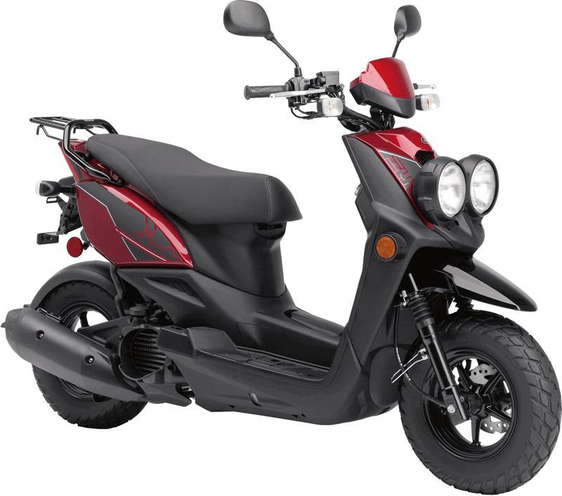 Yamaha BW-s 2019