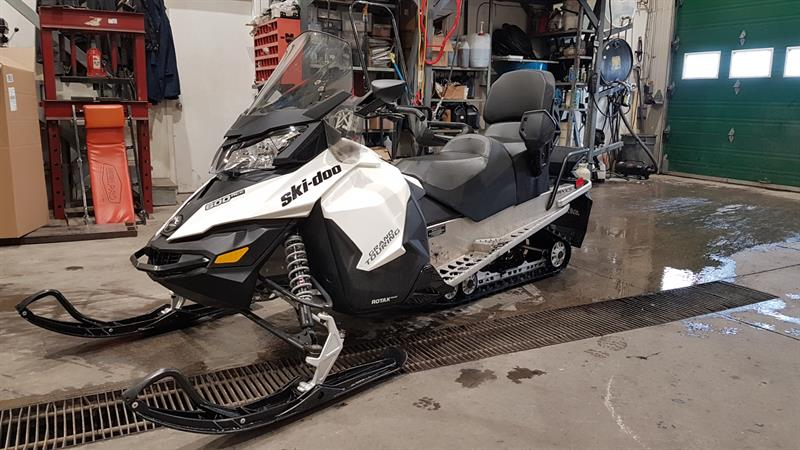 Ski-Doo GRAND TOURING SPORT 600 ACE 2015