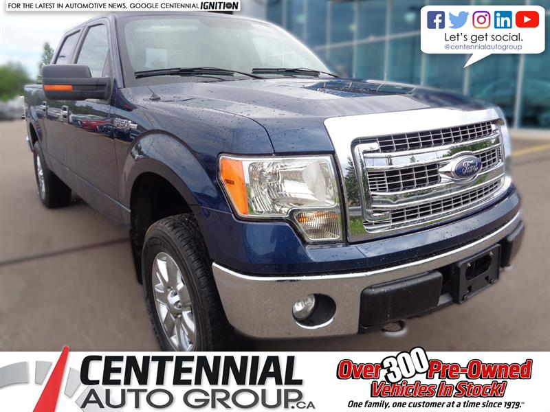 2013 Ford F-150 SuperCrew XLT 4x4 | XTR #U1149A