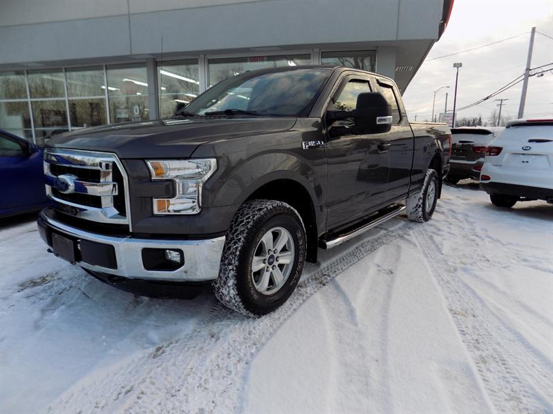 Ford F-150 2015 4WD SuperCab #K19-203A