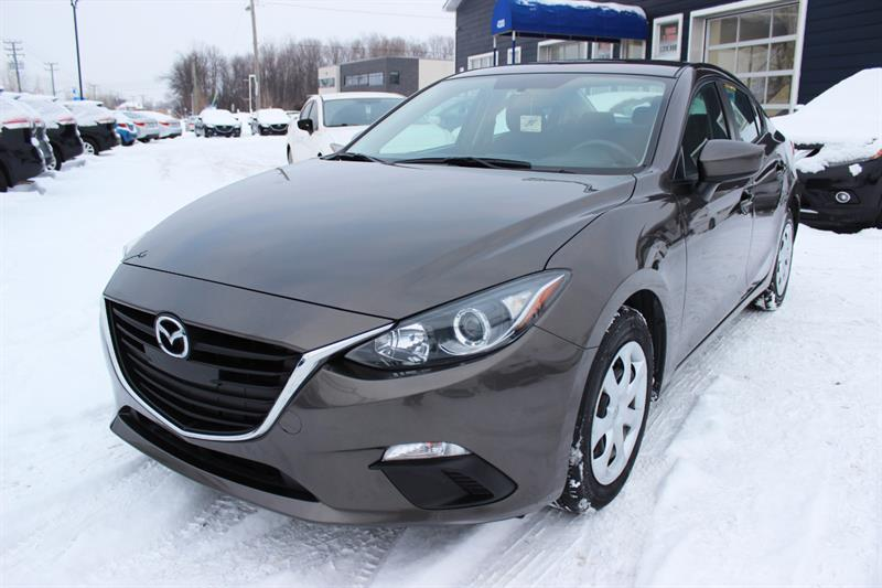 2015 Mazda Mazda3 GX-SKY *A/C*  #4995
