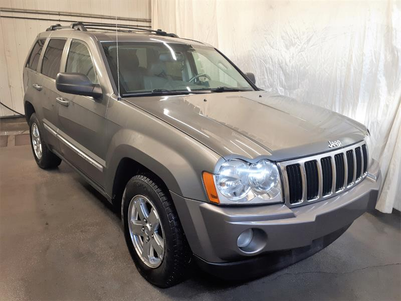 Jeep Grand Cherokee 2007 4WD Limited #8-1105