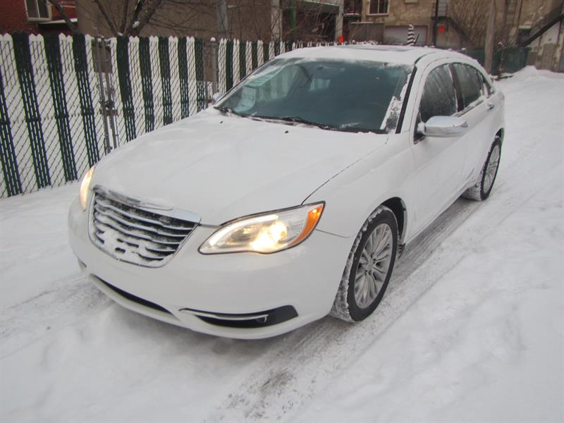 Chrysler 200 2012 200 Limited/*TRÈS PROPRE* SUNROOF*  $39 SEMAINE #S2161