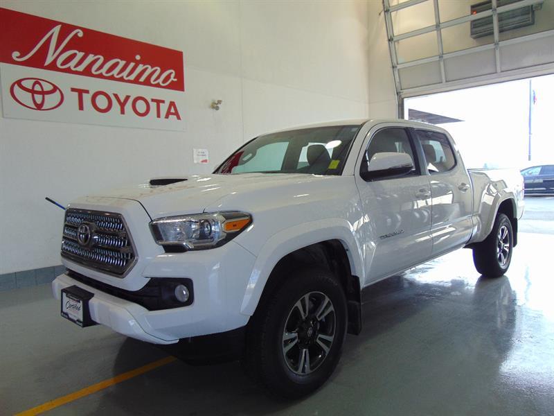2017 Toyota Tacoma 4WD Double Cab V6 TRD Sport #20547AX
