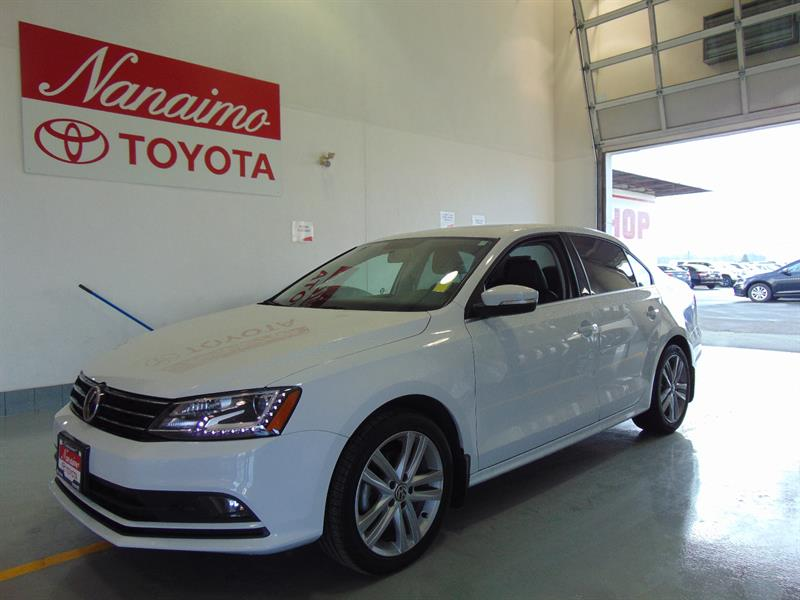 2015 Volkswagen Jetta Sedan 2.0 TDI Highline with Technology Package #20464A