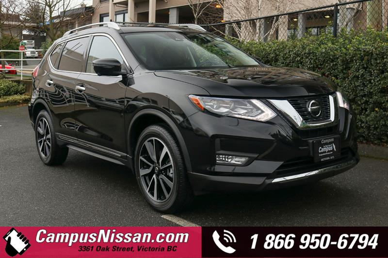 2018 Nissan Rogue SL AWD w/ Platinum ProPilot Assist #D8-P523