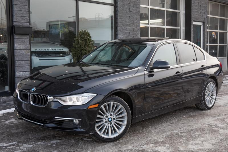 BMW 3 Series 2014 328i xDrive AWD #FA379