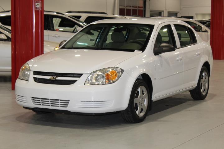 Chevrolet Cobalt 2007 LS 4D Sedan #0000001165