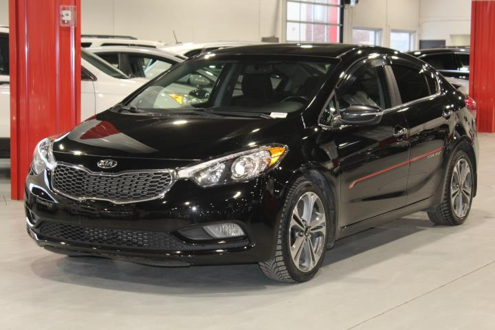 Kia Forte 2016 EX 4D Sedan 6sp #0000001322