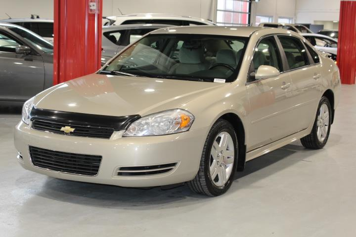 Chevrolet Impala 2010 LT 4D Sedan #0000001348