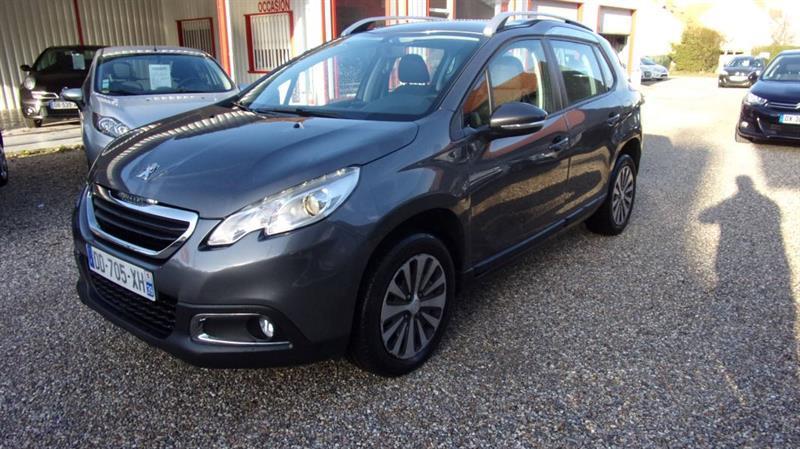 Peugeot 2008 2014 1.2 VTI ACTIVE ETG 5 #2942