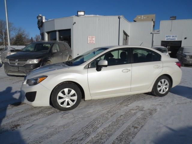 2013 Subaru Impreza 2.0i #3940