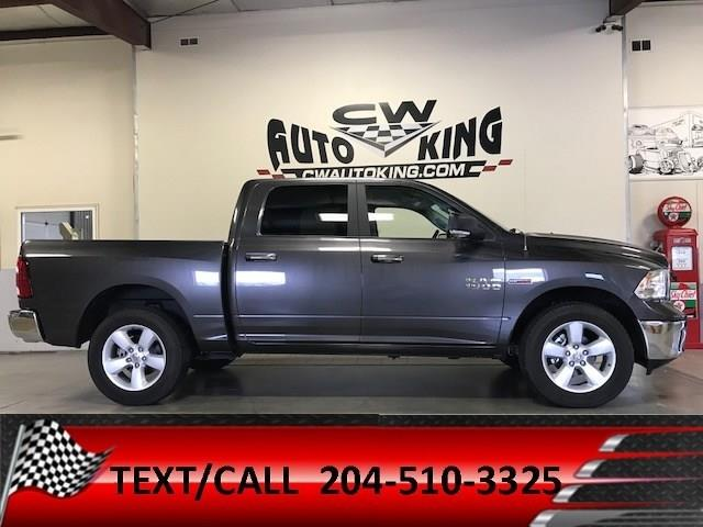 2018 Ram 1500 SLT / 900 kms. / AS NEW / Eco Diesel / Finance #20042347