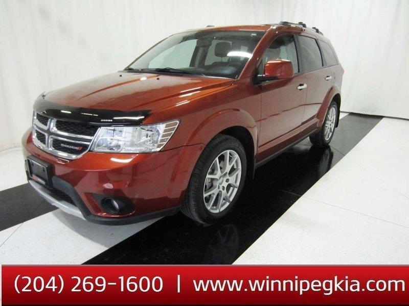 2014 Dodge Journey R/T #19SO084A