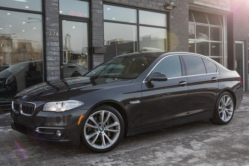 BMW 5 Series 2014 535d xDrive AWD #FA378