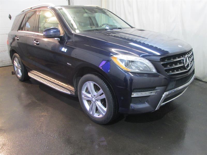 Mercedes-Benz ML350 2012 4MATIC BlueTEC #CONS-S1