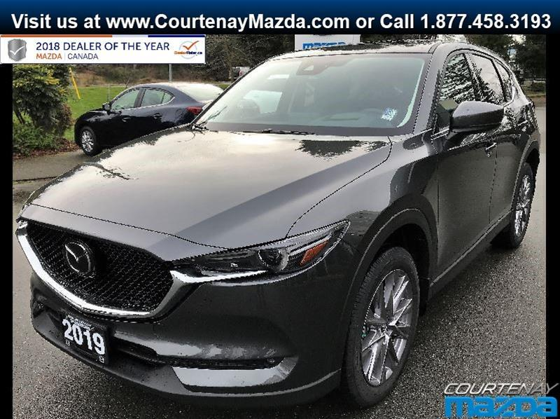 2019 Mazda CX-5 GT AWD 2.5L I4 T at #19CX53804