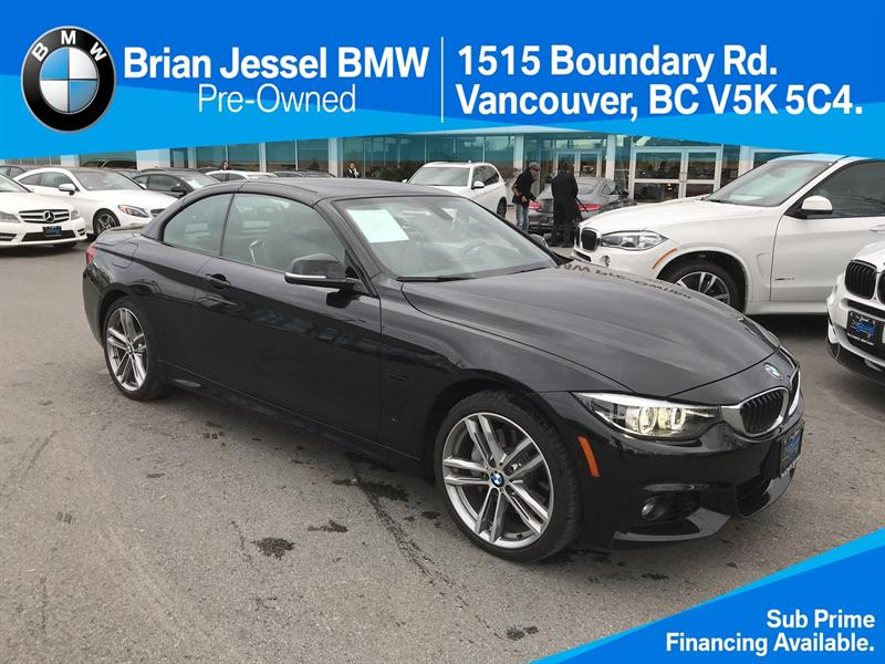 2018 BMW 4 Series 440i xDrive Cabriolet #BP7455
