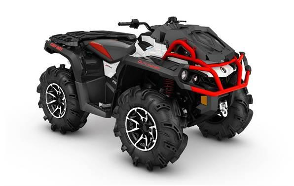 Can-am Outlander 850 2017