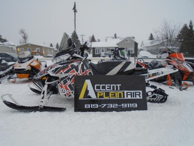 Arctic Cat XF 8000 2013 HIGHCOUNTRY #S18043A