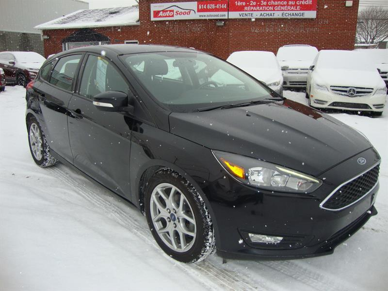 2015 Ford Focus SPORT HATCHBACK NAVIGATION-17MAG-BLUETOOTH-CAMERA #M017