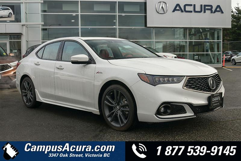 2019 Acura TLX Tech A-Spec #19-4017