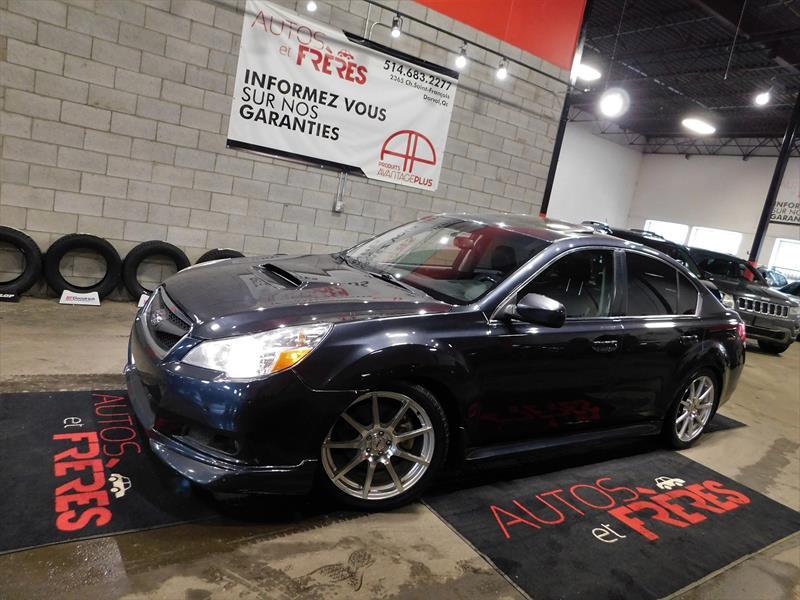 Subaru Legacy 2012 GT Navigation #2640