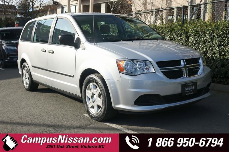 2012 Dodge Grand Caravan | SE | FWD | 7 Passenger #9-F096A