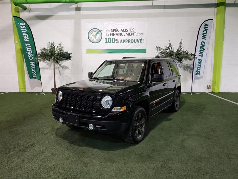 Jeep Patriot 2017 4WD 4dr 75th Anniversary #2545-01