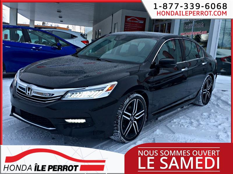Honda Accord Sedan 2016 4dr V6 Auto Touring #44836