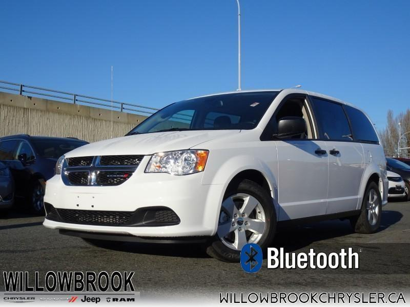 2019 Dodge Grand Caravan Canada Value Package #19M16