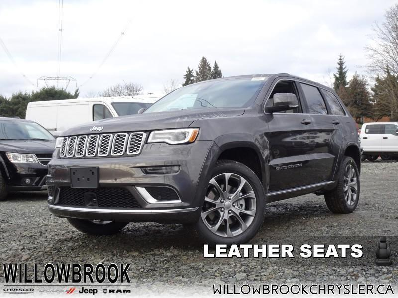 2019 Jeep Grand Cherokee Summit #19J68