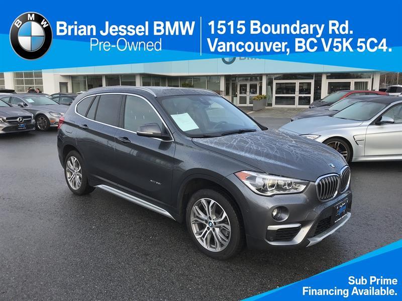 2018 BMW X1 xDrive28i #BP7492