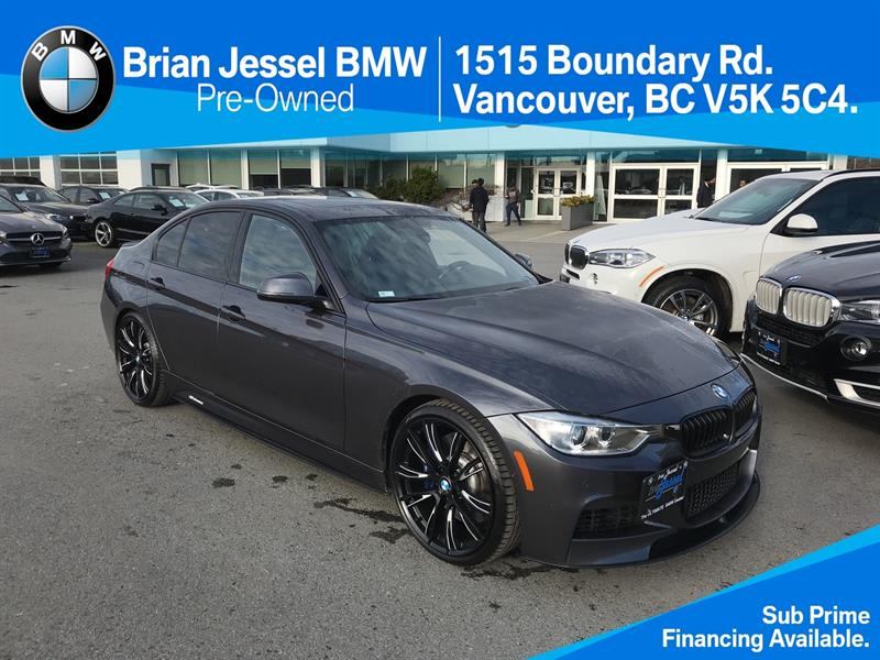 2015 BMW 3 Series 335i xDrive Sedan #BP737310