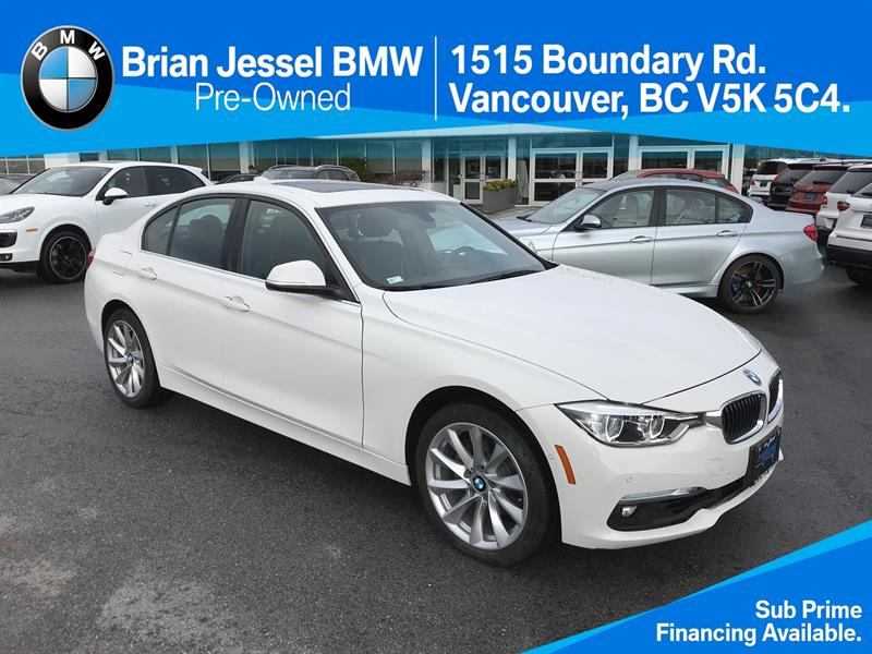 2017 BMW 3 Series 330I xDrive Sedan (8D97) #BP7546