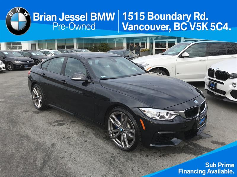 2016 BMW 4 Series 435i xDrive Gran Coupe #BP7627