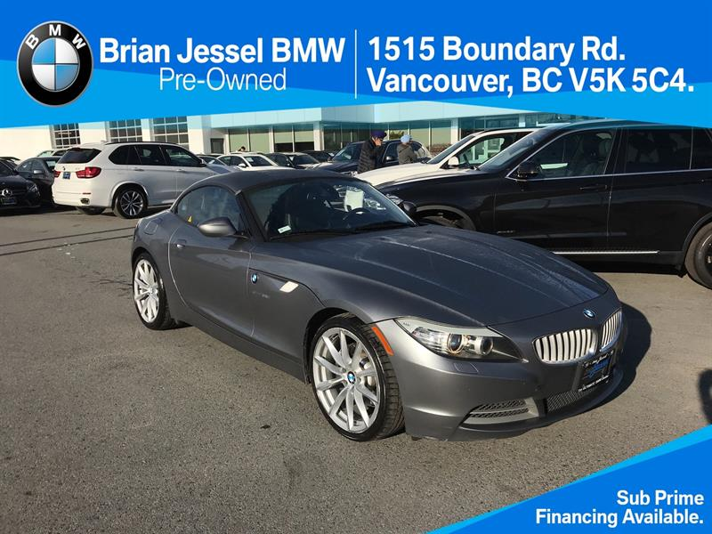 2011 BMW Z4 sDrive35i Roadster #BP710620
