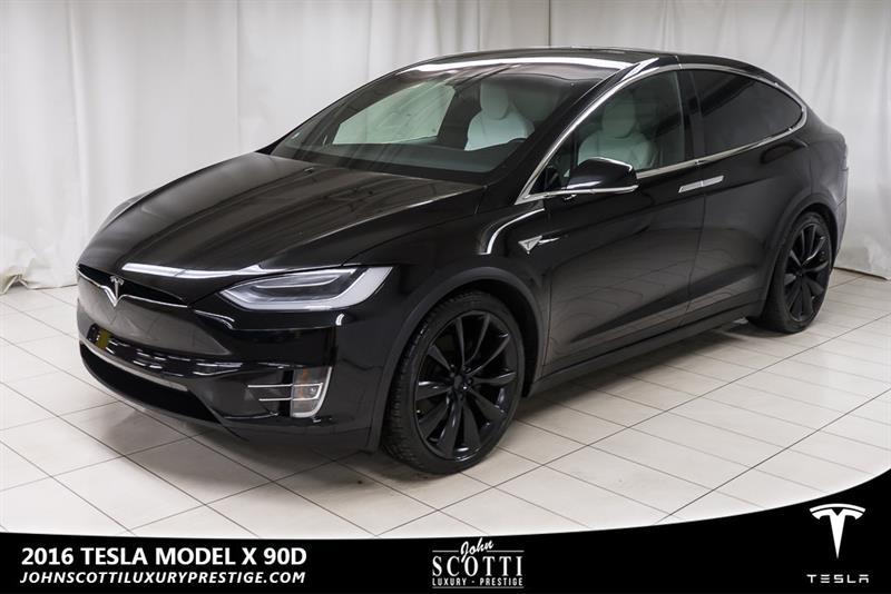 Tesla Model X 2016 90D AUTOPILOT AWD #P16126