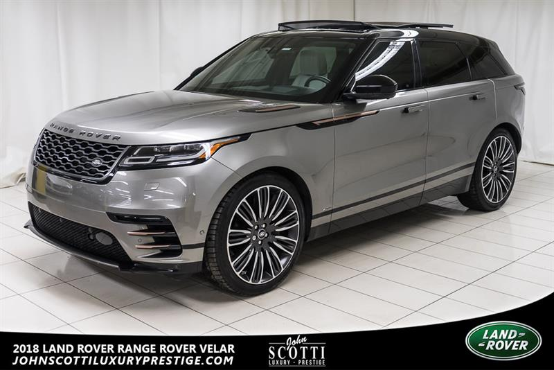 Land Rover Range Rover Velar 2018 HSE R-Dynamic First Edition #C0364