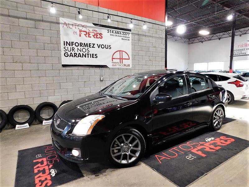 Nissan Sentra 2010 SE-R Spec V Navigation #2650