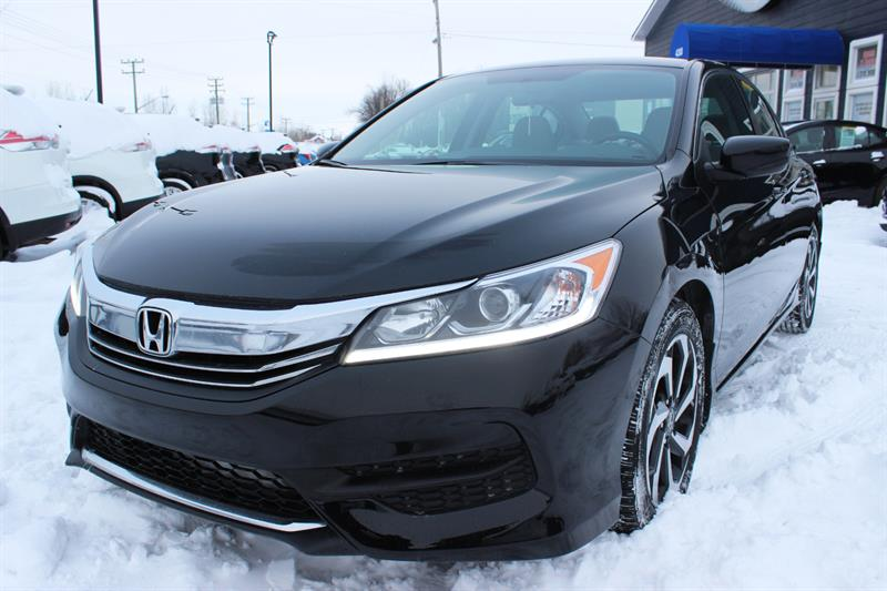 Honda Accord Sedan 2016 LX #4983