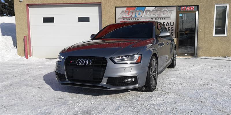 Audi S4 2015 Technik #6337