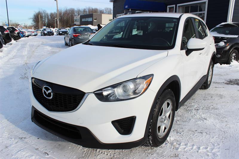 2014 Mazda CX-5 GX  #5001