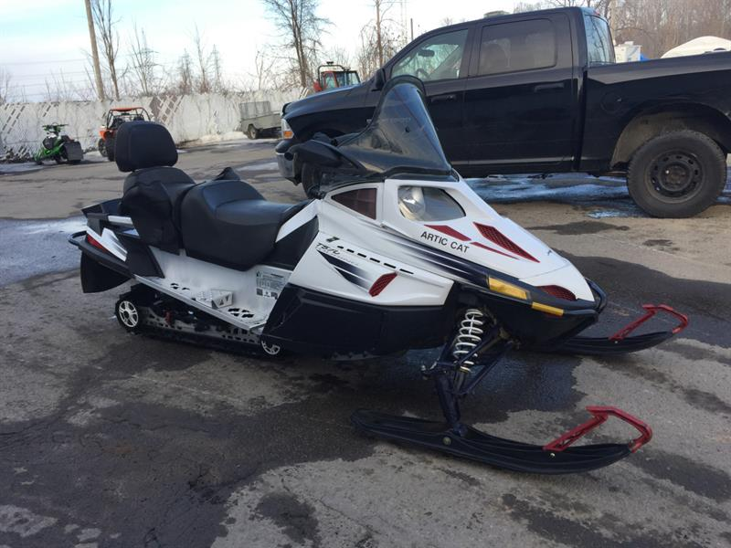 Arctic Cat TZ1 Touring 2010