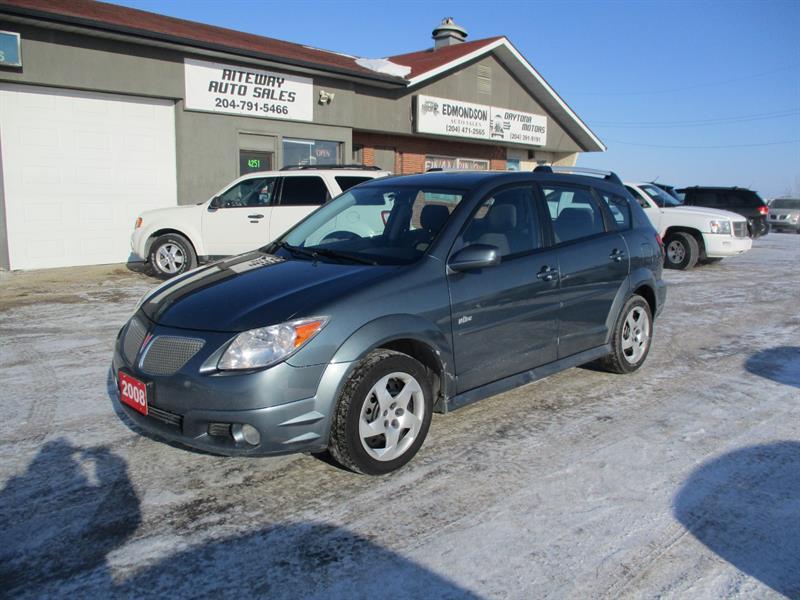 2008 Pontiac Vibe 4dr Wgn #2105